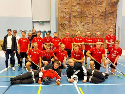 Roismalan Ponnistus - Saöibandyseura, jossa kaikki pelaa!